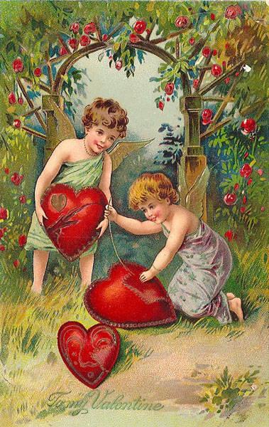 ValentineCupidMendingHearts