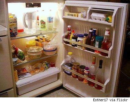 Refrigerator-interior