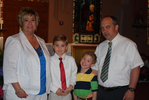 1st Communion - anthony 020